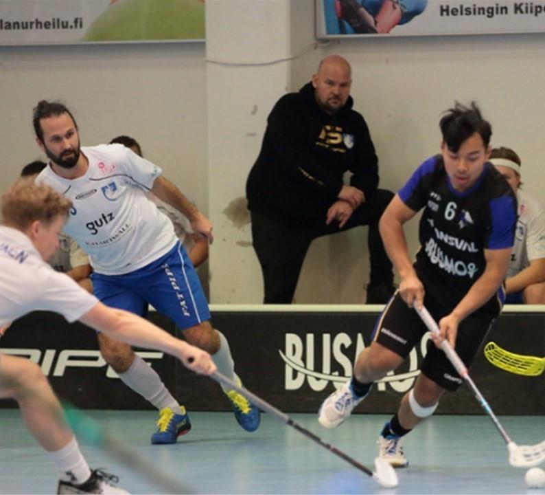 ÅIF:n miesten edustusjoukkueelle uusi valmennustiimi ensi kaudeksi