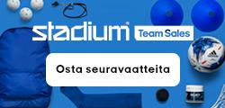 Stadium joukkueen toimihenkilöt