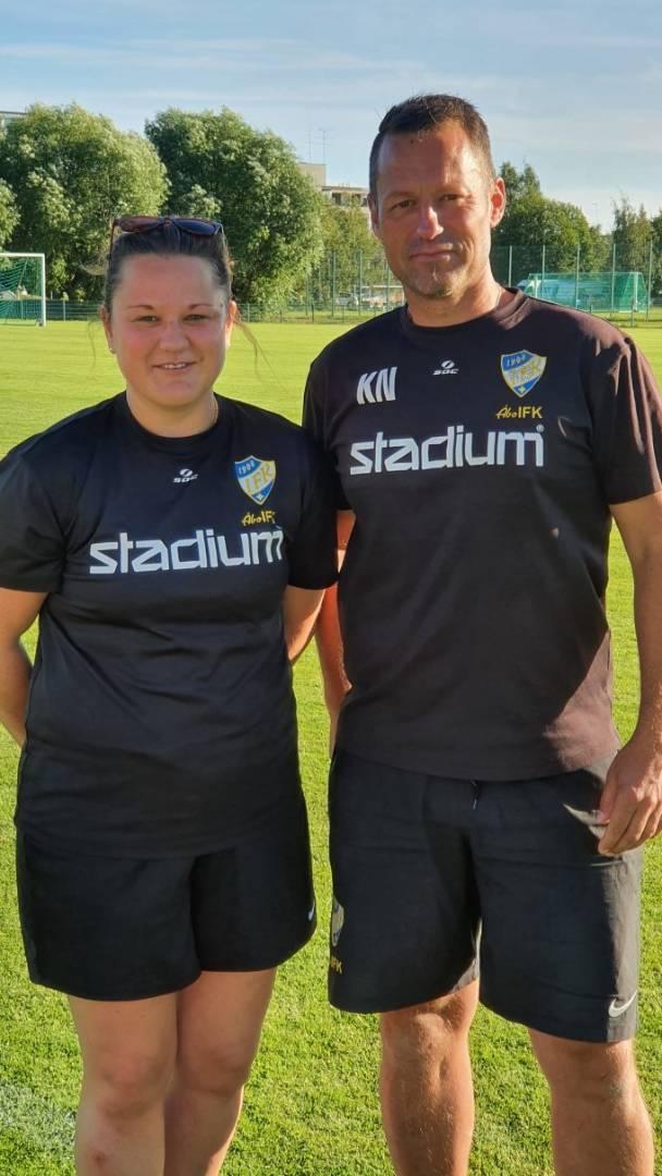 Kaj Norrman ÅIFK B-junioreiden vastuuvalmentajaksi kausille 2020-22