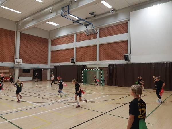 På lördag får laget gäster från Borgå