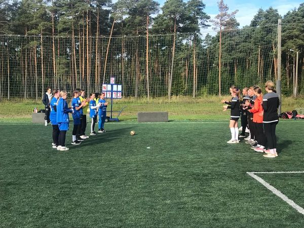 Fjärde plats i Aktia Cup i Karis!