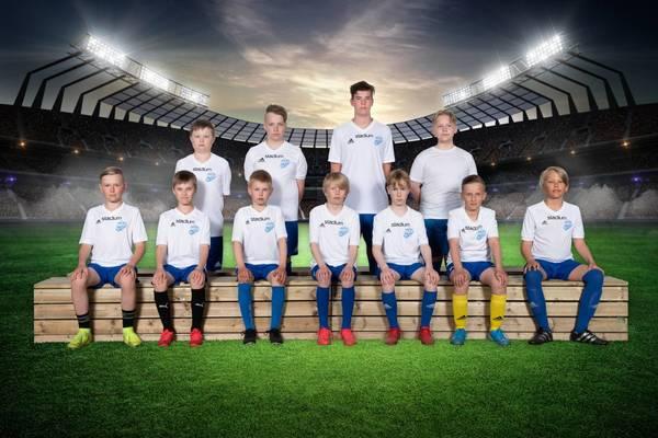 Tervetuloa Ajax-Sarkkirannan Easyfutis Pojat joukkueen sivuille