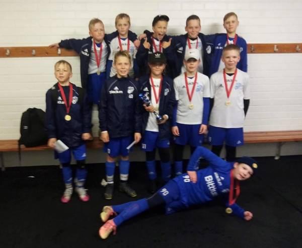Ajax P09 Oulu Boys Cup -voittoon P08-sarjassa