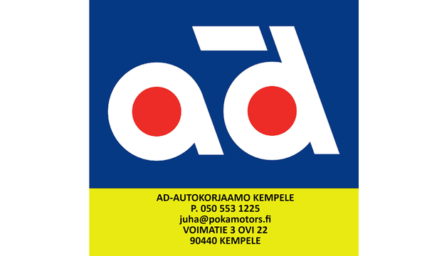 AD-autokorjaamo Kempele
