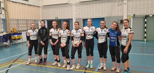 Puhdas 3-0 voitto Plokin N2 joukkueesta