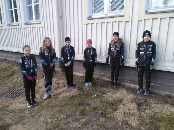 Sisu maatiejuoksut Kauhajoki 10.4.2021