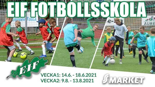 Fotbollssskola - Jalkapallokoulu 2021