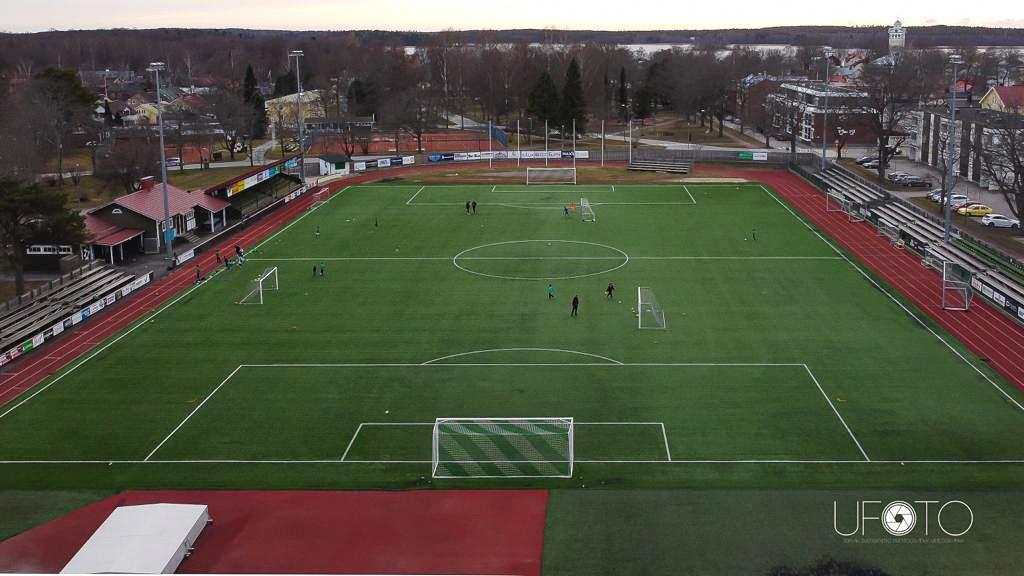 Raseborgs lokala restriktioner för idrotten