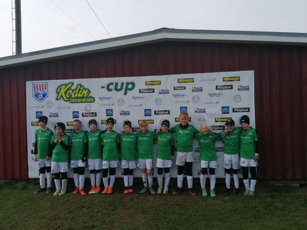 Silver i Kodintavaratalo Cup