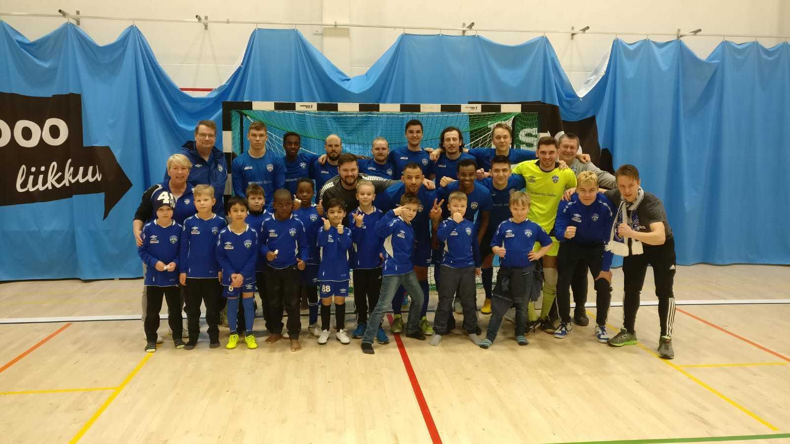 Otteluraportti vs. FC Rauma