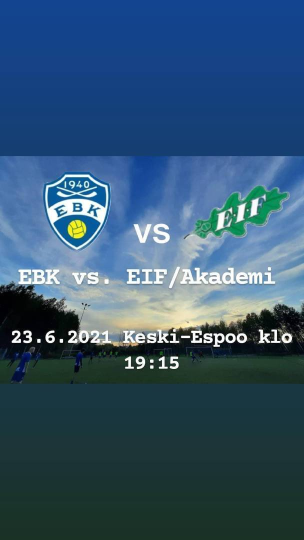 EBK-EIF/Akademi ennakko
