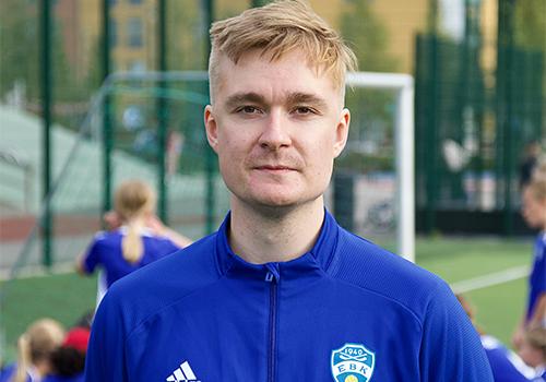 Mikael Konu seuravalmentajaksi EBK:hon
