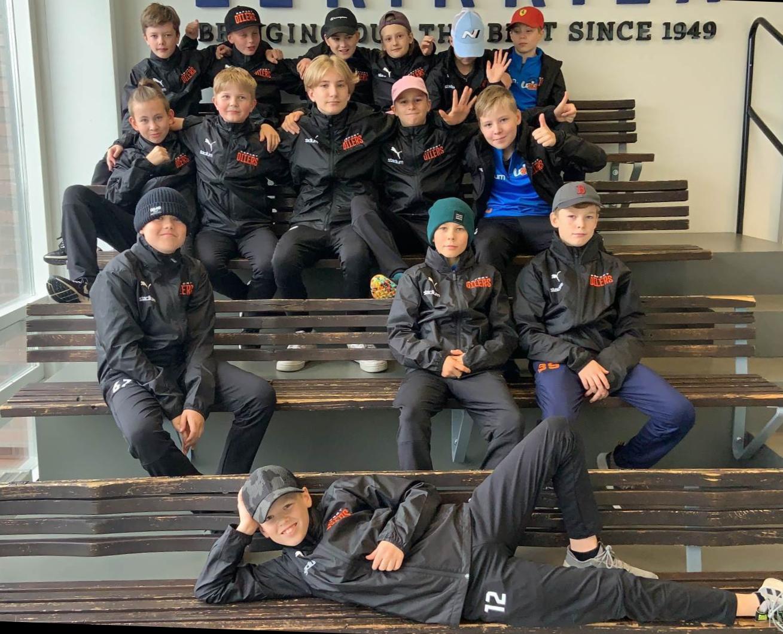 Oilers NG08 Black