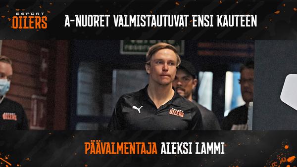 Esport Oilersin uusi ASM/Suomi-Sarjan joukkue valmistautuu jo seuraavaan kauteen