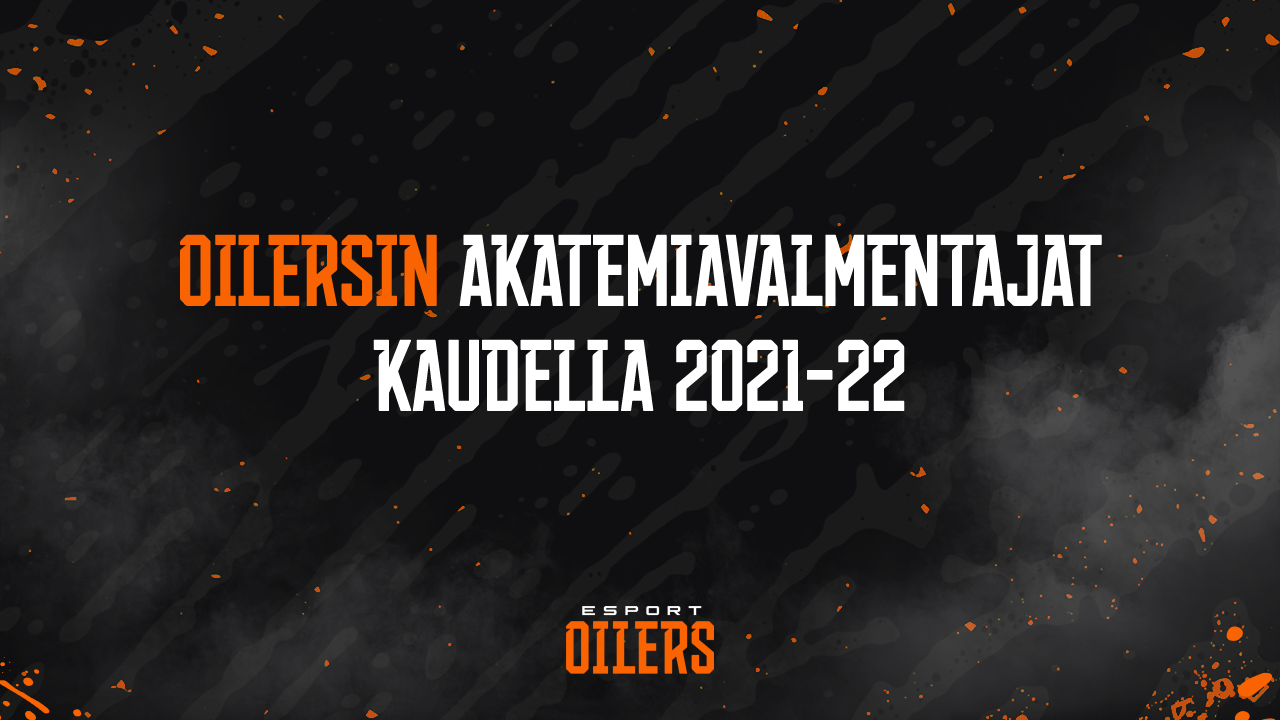 Oilersin akatemiavalmentajat kaudella 2021-2022