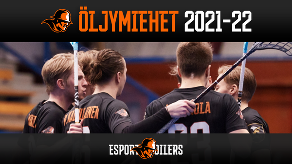 Öljymiesten joukkue 2021-2022