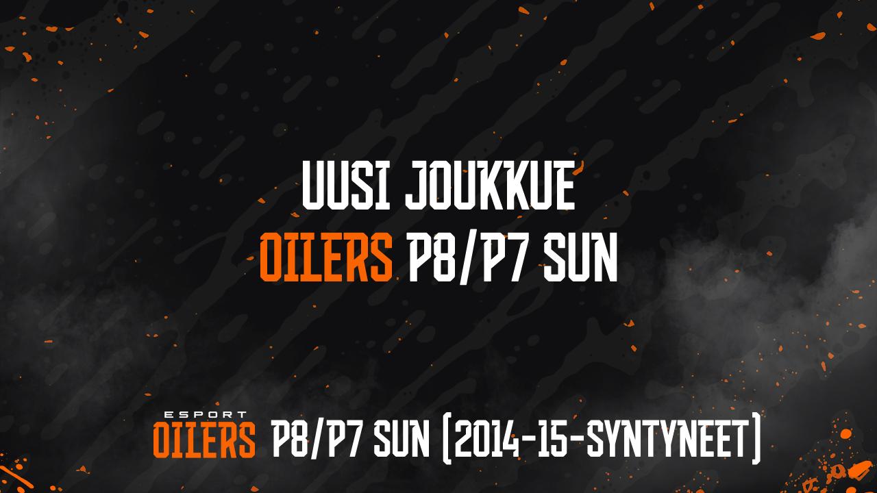 Oilers SUN