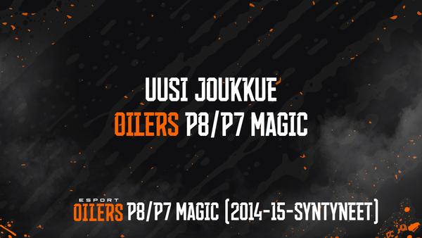 Oilers Magic