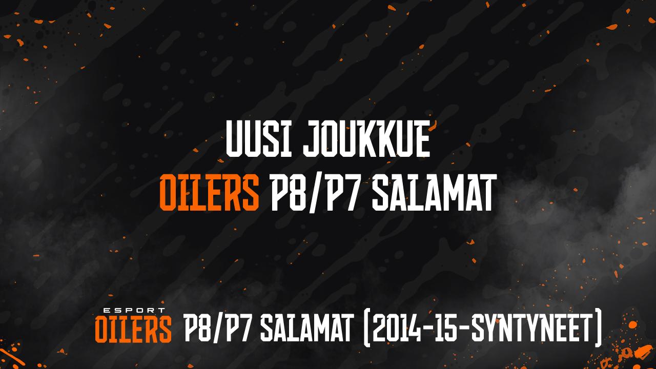 Oilers SALAMAT