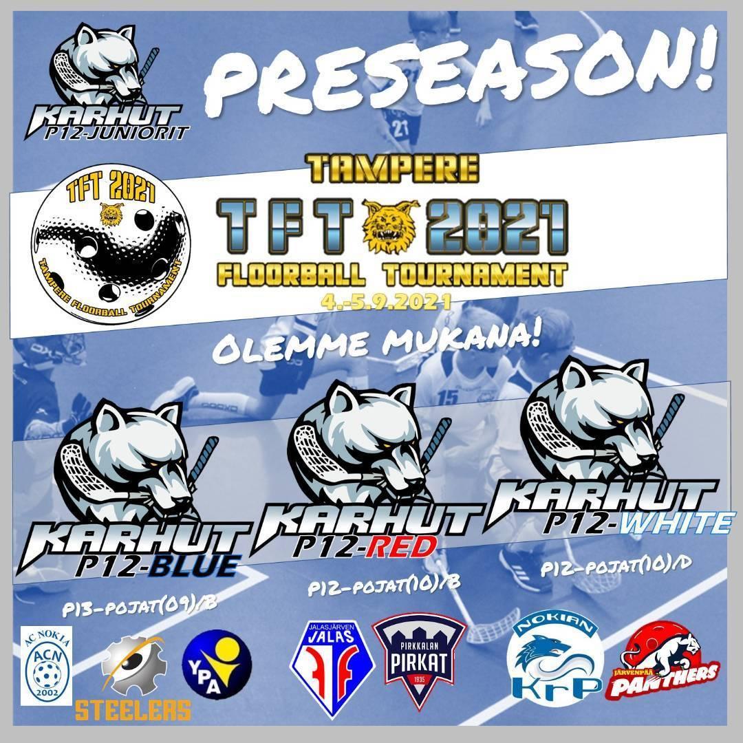 P12 viikonloppuna TFT2021 -turnauksessa