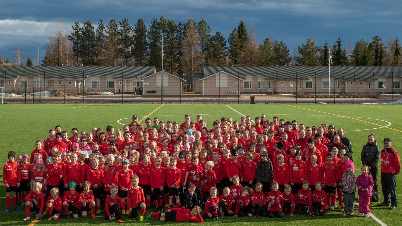 Uusi joukkue tulossa 2015-2016 syntyneille tytöille ja 2016 pojille