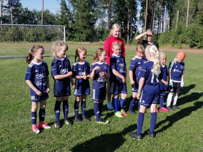 Tervetuloa FC Halikon T12-13 joukkueen sivuille!