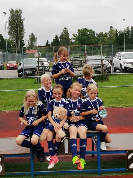 Tytöt Lohja Cupissa