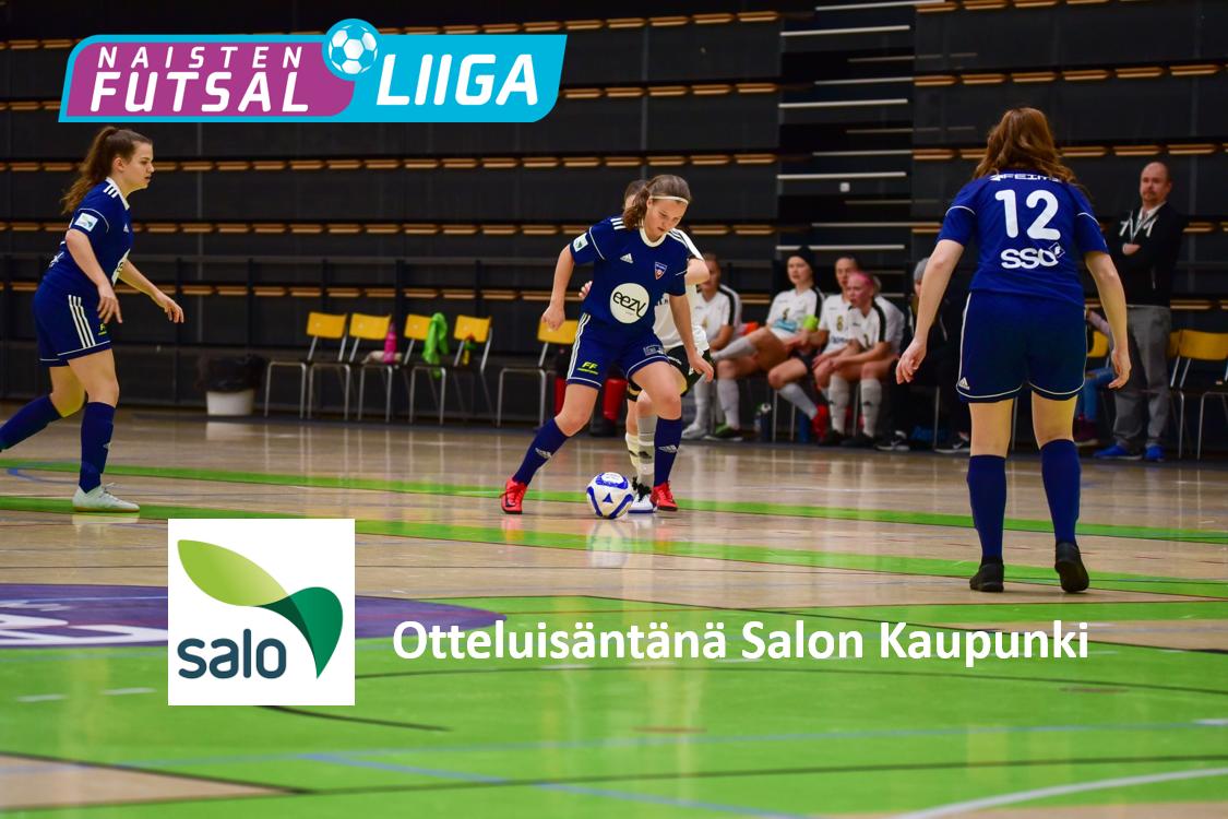 FCH - FC OPA 14.11. Salohallissa