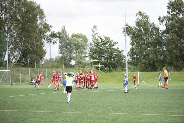 Pori Cup 2020 oli 2008-sarjassa isännille menestys!