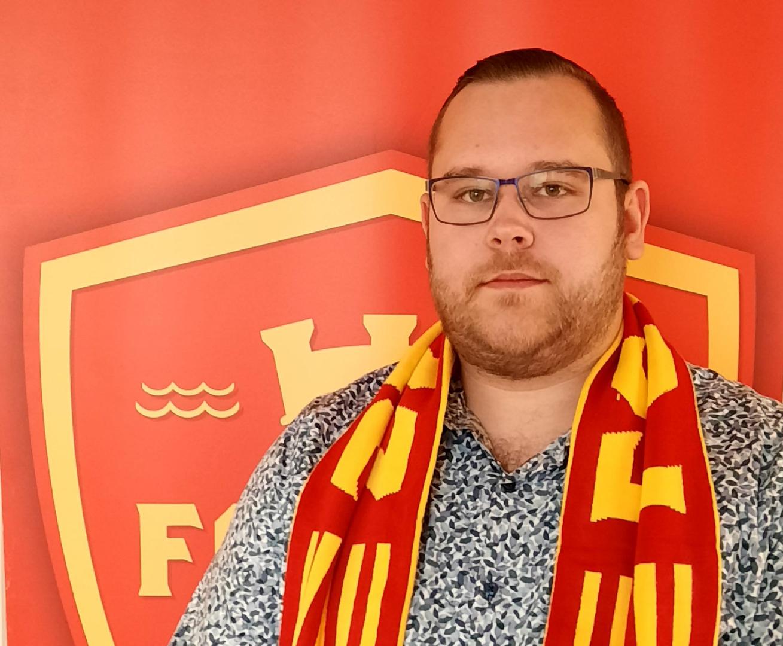 Santeri Salonen aloitti FC Jazzin toiminnanjohtajana