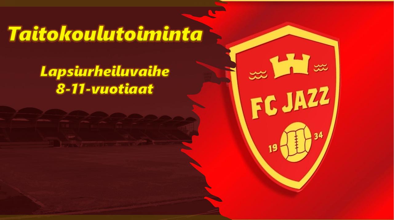 FC Jazz Taitokoulutoiminta 2021