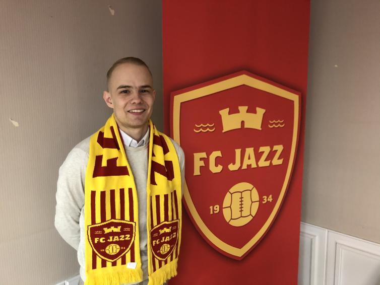 Samu Mäkisalo aloittaa helmikuussa FC Jazzin markkinointipäällikkönä