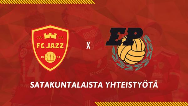 Euran Pallo ja FC Jazz - Satakuntalaista yhteistyötä