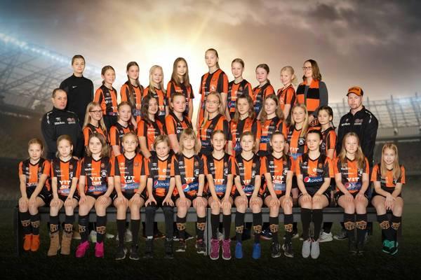TULE PELAAMAAN JALKAPALLOA FC Reippaan T07/08-joukkueeseen!