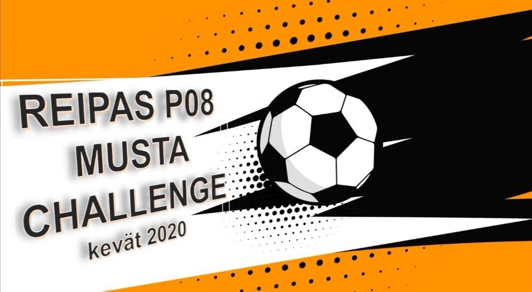 REIPAS P08 MUSTA CHALLENGE