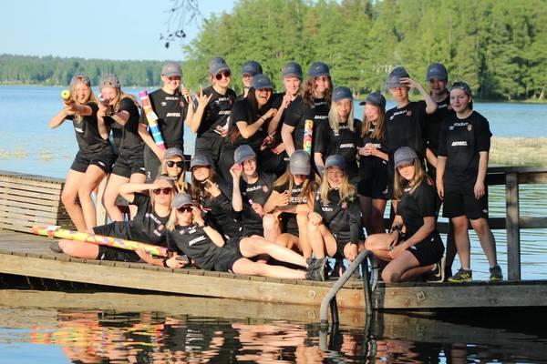 Haluatko mukaan huippujengiin? Tervetuloa mukaan FC Lahti TB -joukkueeseen.