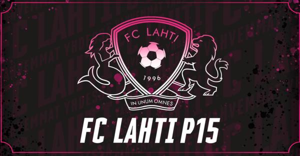 FC Lahti logo P15