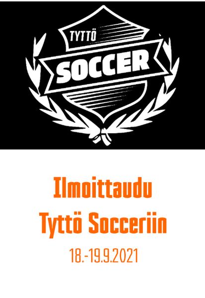 Tyttö Soccer 2021