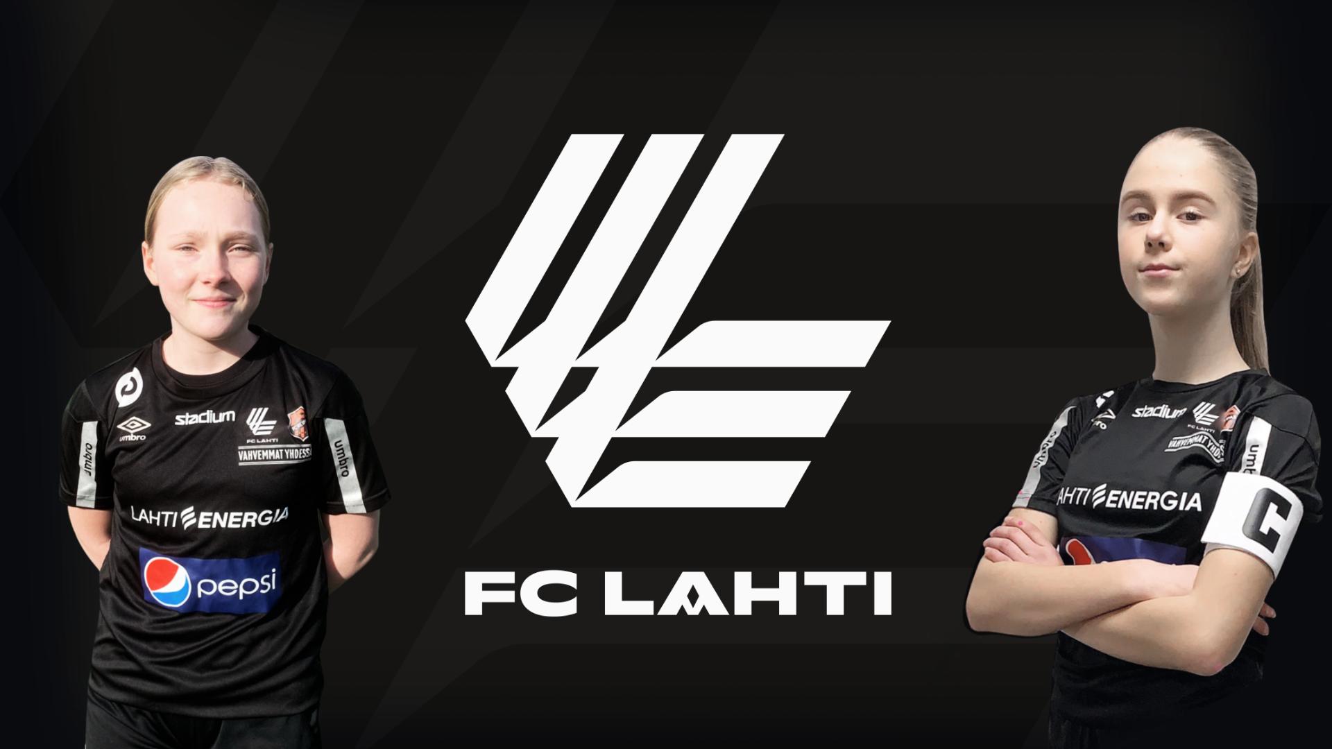 FC Lahti Akatemian toimintamallit mukana tyttöjen FC Lahti-pelaajapolulla