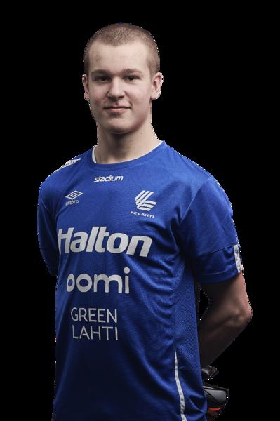 FC Lahden Anton Munukka U17-maajoukkueeseen