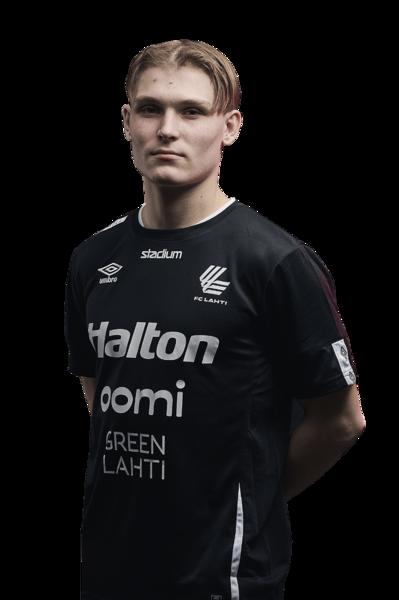 Daniel Koskipalo U18 maajoukkueeseen