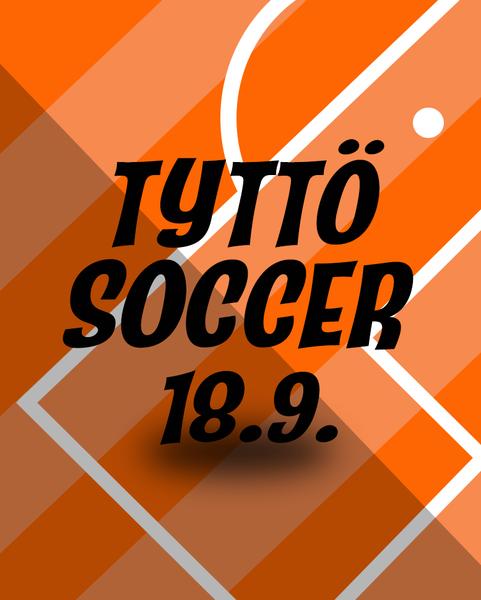 Tyttö Soccer 18.9.