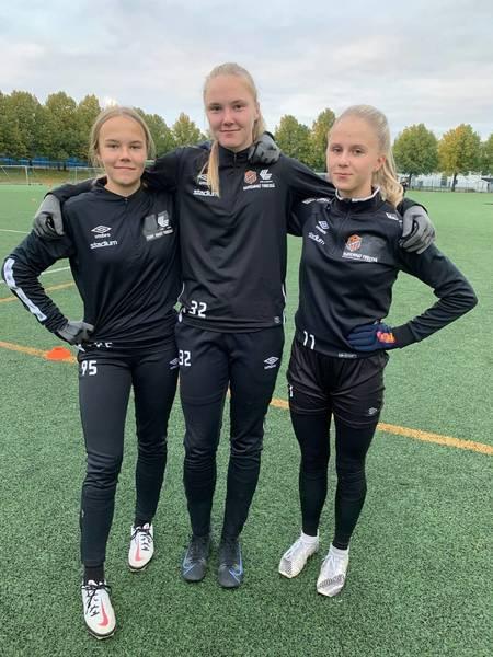 FC Lahden Huovinen, Niuranen, Rouhiainen aluejoukkueeseen