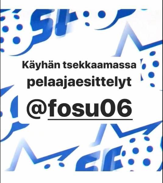 Fosu 06-pojat Instagramissa