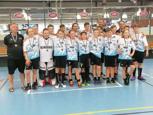 Fosun 06-pojille pronssia Mestareiden Cupista