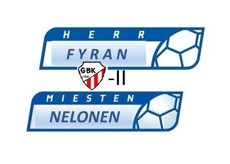 FC Ylivieska slog GBK II - Kakkosjoukkueelle vierastappio