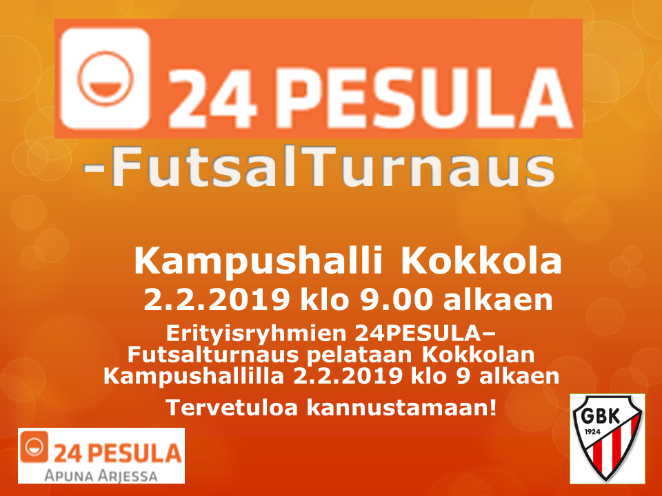 24PESULA TURNAUS 2019
