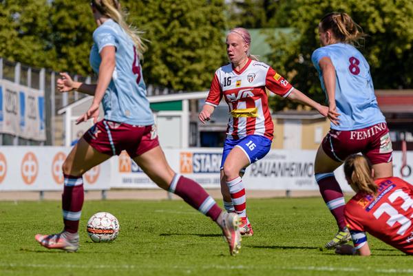 GBK-FC Hertta Joensuu  1-2 (0-2)