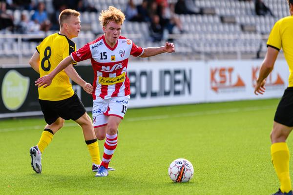 GBK-Vasa IFK 2-5