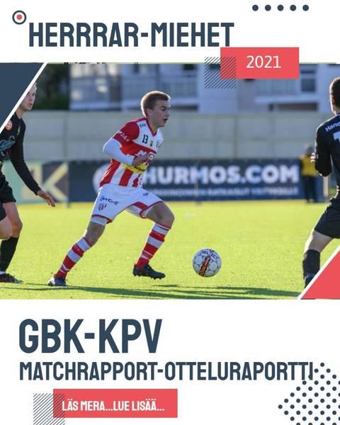 GBK - KPV 0-5